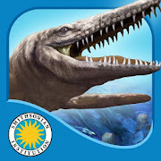 App Icon for Mosasaurus: Ruler of the Sea App in United Arab Emirates Google Play Store