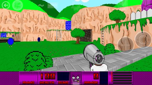 Delta Touch [7 x Doom engine source port]  screenshots 12