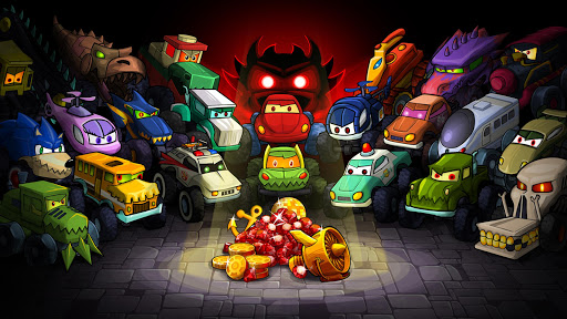 Car Eats Car Multiplayer Race 1.0.6 screenshots 24