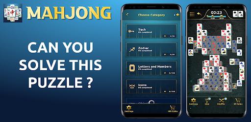 Mahjong Solitaire Games 1.24 screenshots 7