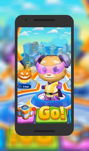 Guide for Talking Tom Hero Dash Game 1.0 Screenshots 1