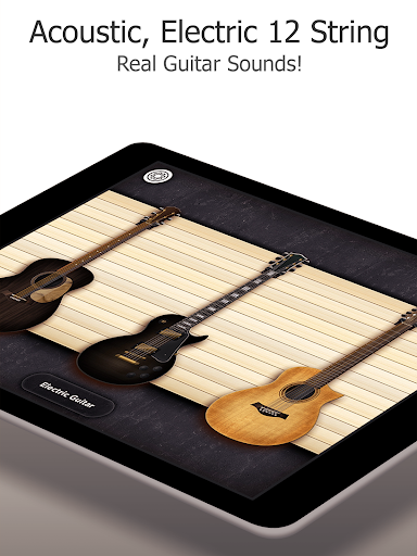 Real Guitar Free - Chords, Tabs & Simulator Games apkpoly screenshots 10