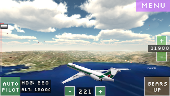 Flight World Simulator Screenshot