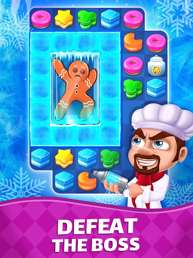 Cake Blast ud83cudf82 - Match 3 Puzzle Game ud83cudf70  screenshots 18