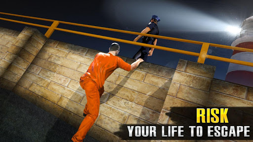 Prison Escape 2020 - Alcatraz Prison Escape Game 1.11 screenshots 3