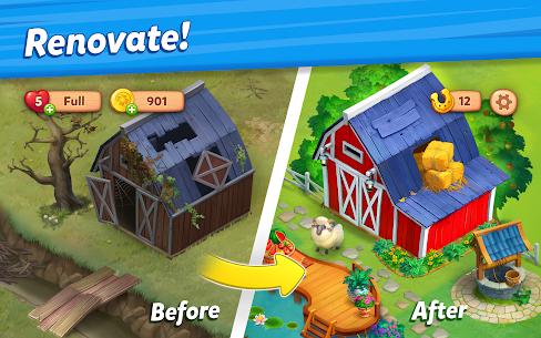 Farmscapes MOD (Unlimited Money) 1