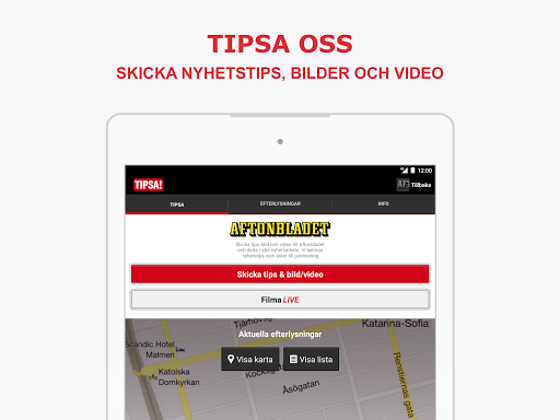 Aftonbladet Nyheter 4.30.1 Screenshots 13