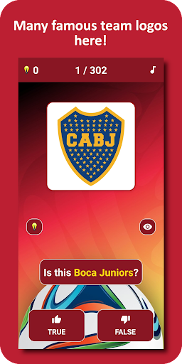 Soccer Logo Quiz 1.0.22 screenshots 3