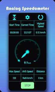 Speedometer – Car distance tracker or speed meter Apk 1