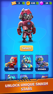 Smash Bots Hack Game Android & iOS 2