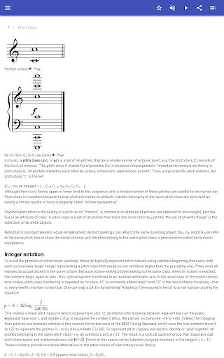 Theory of music modavailable screenshots 6