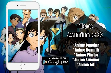 Nonton Anime (Unofficial) Streaming Anime Screenshot