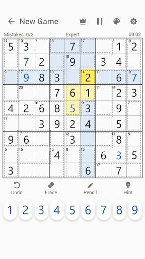 Killer Sudoku - Free Sudoku Puzzles+  screenshots 2