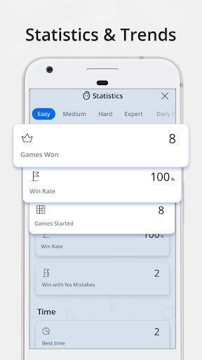 Sudoku Master - Free Sudoku Puzzles 1.1.2 screenshots 3