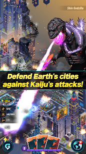 Free Godzilla Defense Force 5
