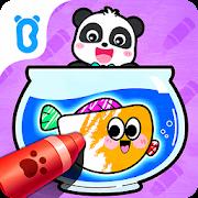 Baby Panda's Coloring Book
