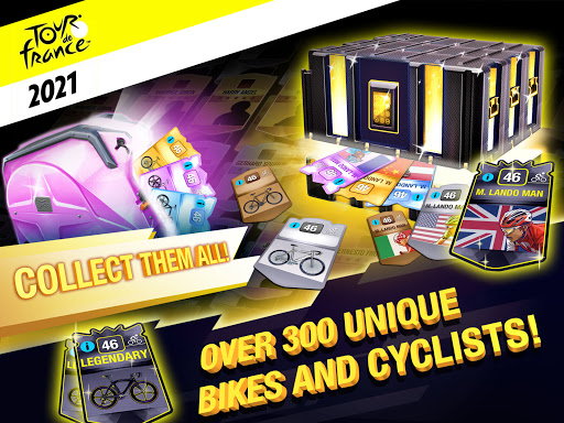 Tour de France 2021 Official Game - Sports Manager android2mod screenshots 11