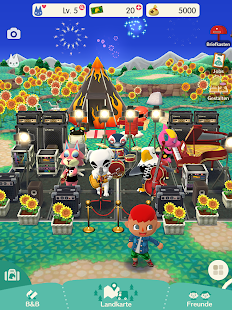 Animal Crossing: Pocket Camp Screenshot