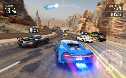 Need For Speed No Limits Mod Apk For Android 6