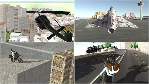 Grand Vegas Gangs Crime 3D  screenshots 14