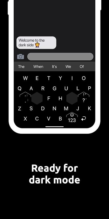 Offline Privacy Keyboard  poster 5