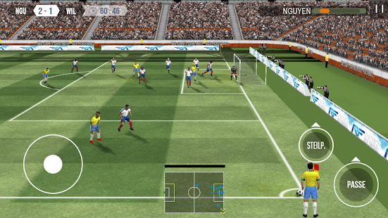 Real Football Screenshot