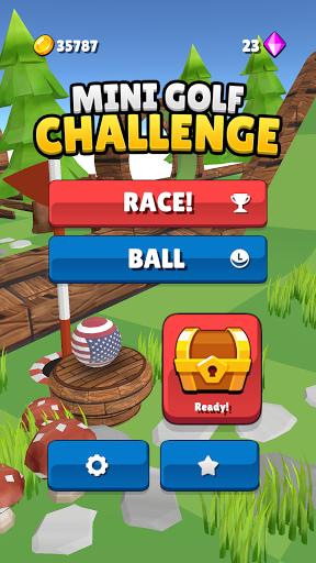 Mini Golf Challenge apktram screenshots 4