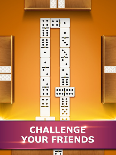 Dominoes Pro   Play Offline or Online With Friends  Screenshots 13