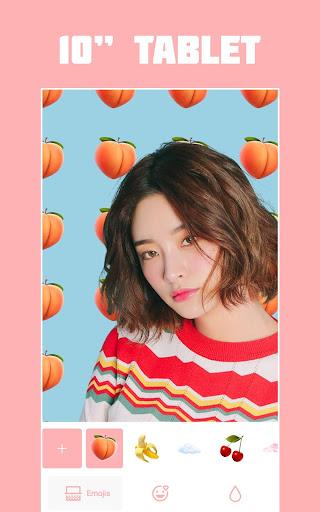 Emoji-Chan ud83cudf51 : Emoji Backgrounds Photo Editor 2.0 Screenshots 6