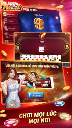 NPLAY: Game Bài Online, Tiến Lên MN, Binh, Poker..  screenshots 1