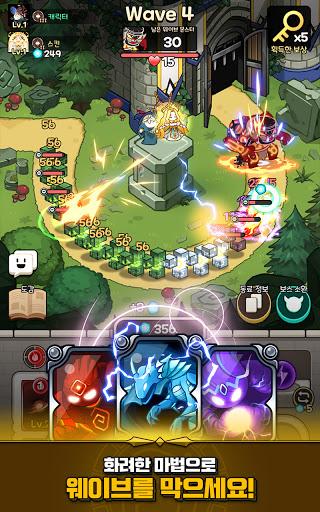 SpellMaster : Real-time Magic PvP Defense apkdebit screenshots 11
