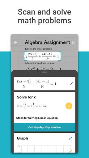 Microsoft Math Solver 1.0.121 Screenshots 1