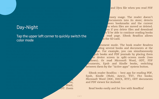 ReadEra - book reader pdf, epub, word 20.12.17+1320 Screenshots 14