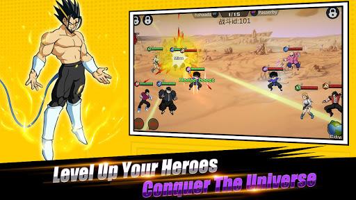 Super Fighters:The Legend of Shenron apkdebit screenshots 10