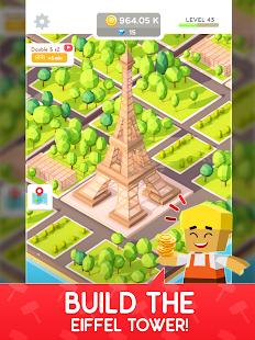 Idle Landmark Manager - Builder Game screenshots 17