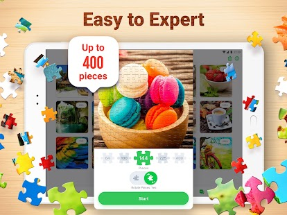 Jigsaw Puzzles - Puzzle Games Screenshot