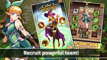 Epic Heroes Adventure : Action & Idle Dungeon RPG