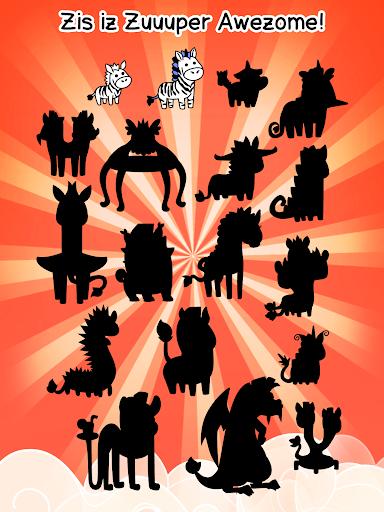 Zebra Evolution - Mutant Zebra Savanna Game screenshots 5