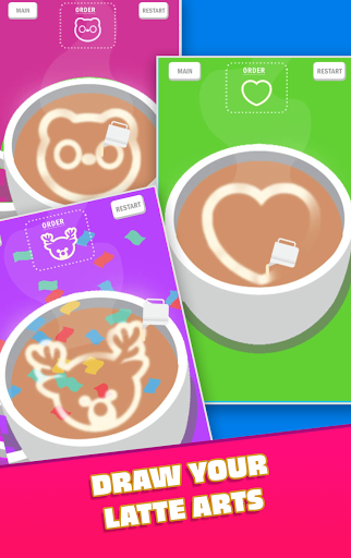 Coffee Shop Barista Star 1.8.4.0 screenshots 2