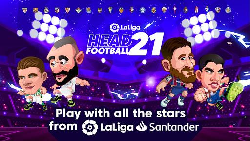 Head Football LaLiga 2021 - Skills Soccer Games 7.0.5 screenshots 9