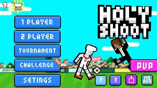 Holy Shoot – Soccer Battle 4