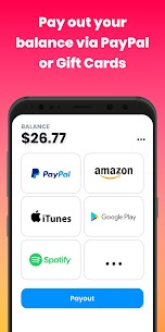 Poll Pay: Make money & free gift cards cash app 4