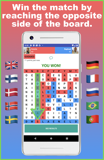 Battlexic - Strategic Words Search With Friends apkmr screenshots 3