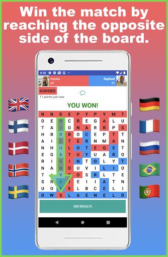 Battlexic - Strategic Words Search With Friends 4.6.5 screenshots 3