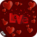 3D Love GIF : Love Stickers For Whatsapp