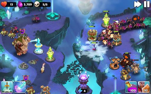 Castle Creeps TD - Epic tower defense 1.50.0 Screenshots 11