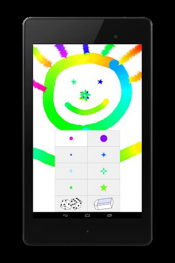 Baby Distractor: Finger Paint  Screenshots 3