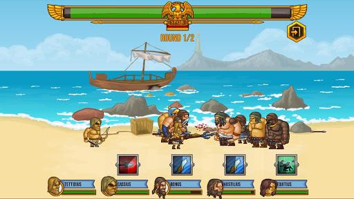 Gods Of Arena: Strategy Game  screenshots 1
