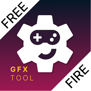 GFX Tool Free Fire Booster 1.2.19.2cc5 by ZipoApps logo