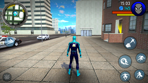 Power Spider 2 - Parody Game screenshots 1